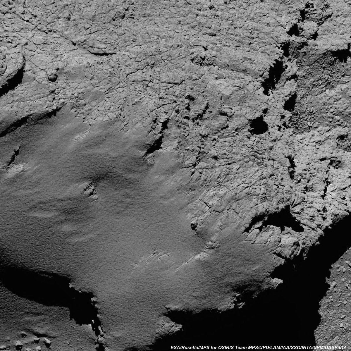 Watch live as the Rosetta probe 'softly' crashes into comet 67P