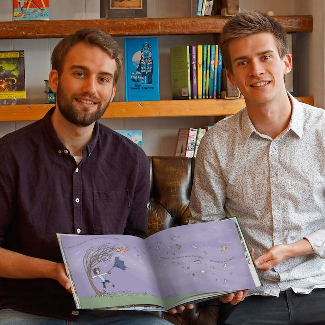 .@OneThirdStories wants to transform language learning - starting with children's books https://t.co/syS9KbjXt3 https://t.co/fyWEzA508p