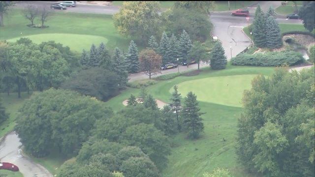 Woman murdered, body dumped near suburban golf course