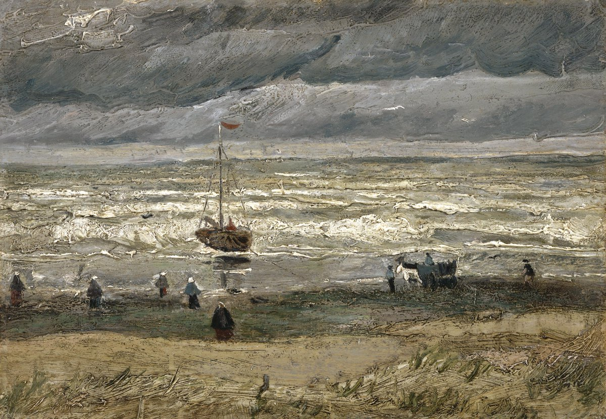 Anti-Mafia police in Naples recover two stolen Van Gogh paintings