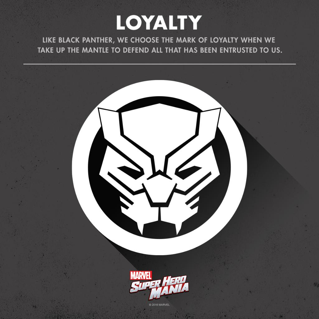 Marvel Philippines On Twitter Black Panther Is A King And