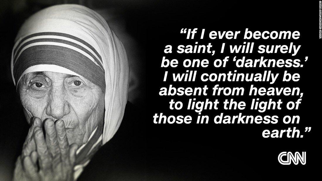 Mother Teresa (@StMotherTheresa) | Twitter