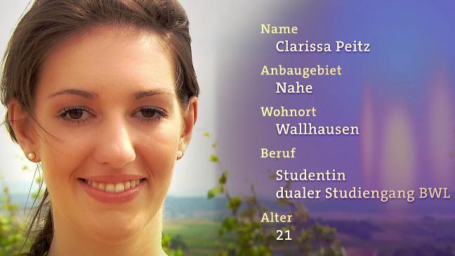 Thronanwärterin für die Deutsche Weinkönigin: Clarissa Peitz von der Nahe https://t.co/cvNxXLLGWw #wddw https://t.co/GTBCjzRjiI