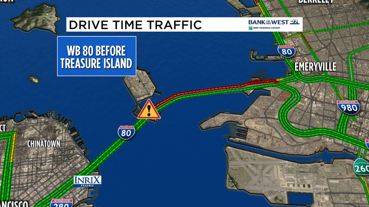 WB 80 before TI exit- car fire blocking the right lane, everyone out of vehicle OK...backup getting ugly.