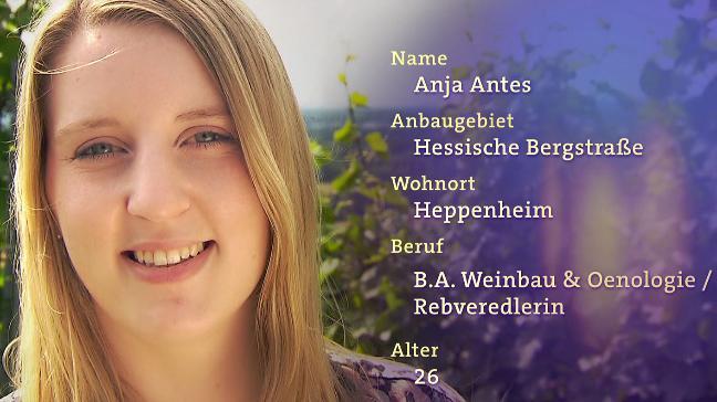 Thronanwärterin für die Deutsche Weinkönigin: Anja Antes von der Hessischen Bergstraße https://t.co/8A4z8xH76C #wddw https://t.co/2CWPYKH0C4