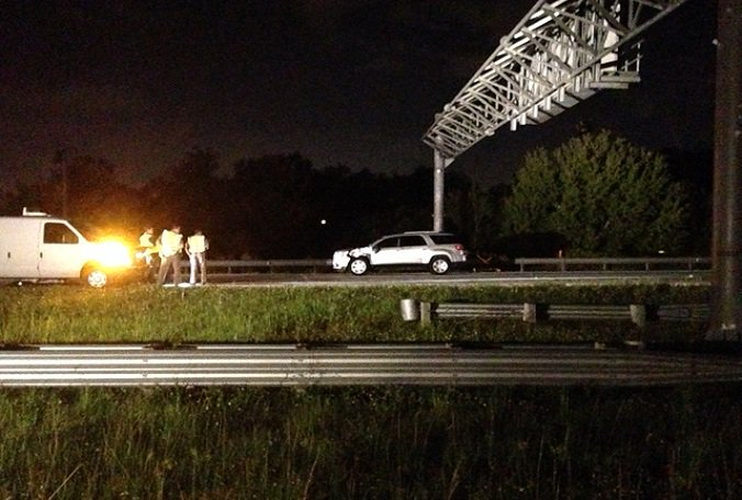 Pedestrian killed on Interstate 75 in Tampa