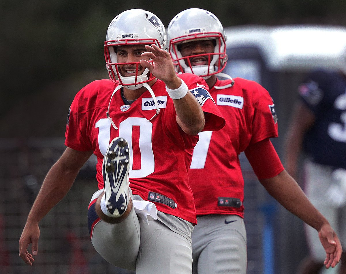 Only Bills stand in way of 4-0 start by Tom Brady-less Patriots