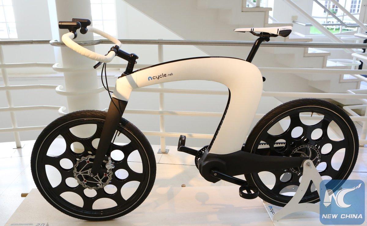 China Xinhua News On Twitter Bike To The Future At Design
