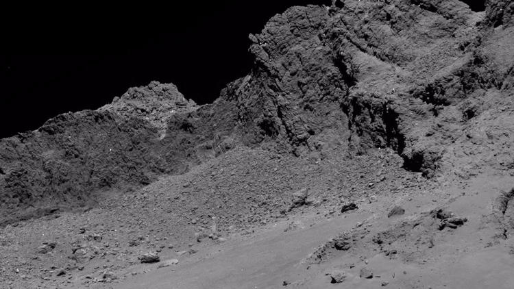 It's official: Rosetta's long journey with comet 67P has officially ended