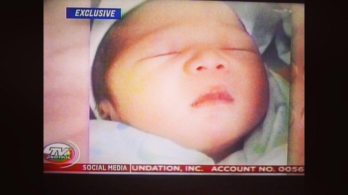 my little boy on TV #BabySeve #SeverianoElliottGonzagaSoriano https://t.co/BdiuKesK3w