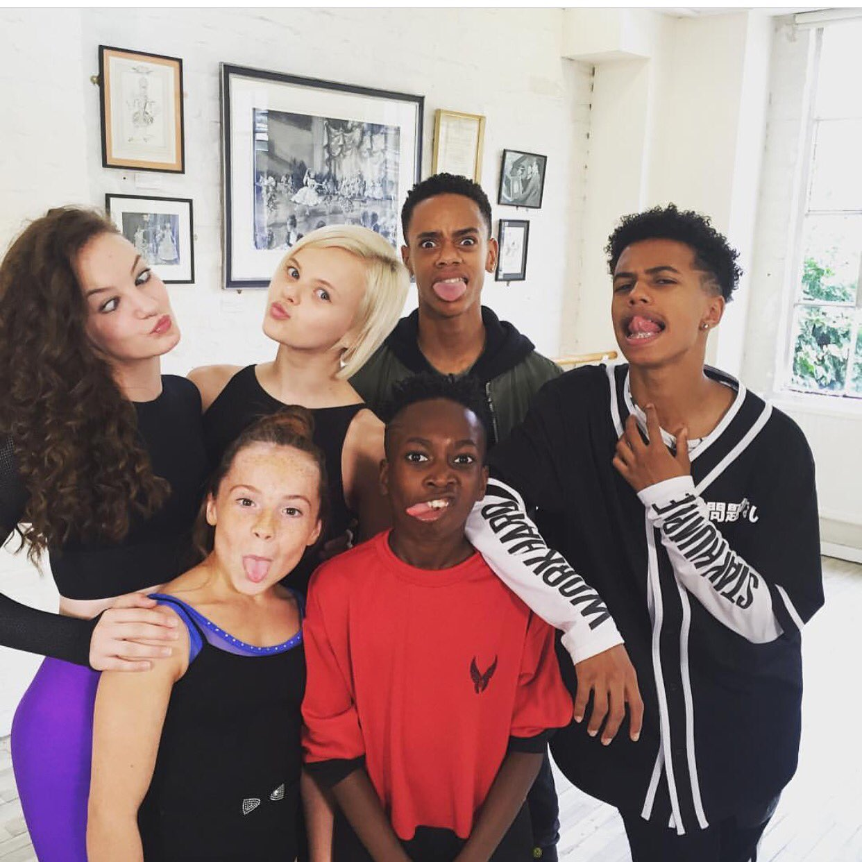 Watch my @WellFit123 dance crew on @SkyGameChangers at 5pm TODAY!!! https://t.co/OWk2ts0wmx