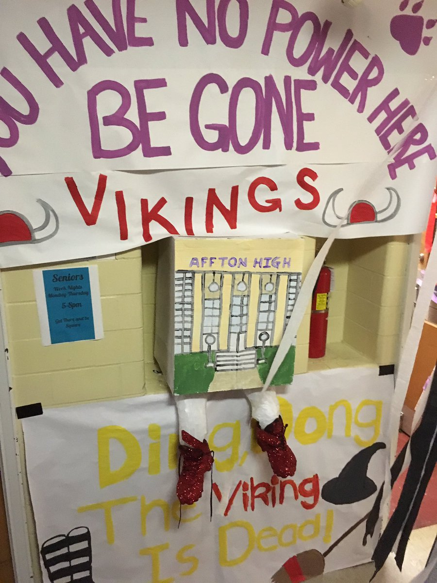 affton high school on twitter homecoming spirit week mystical