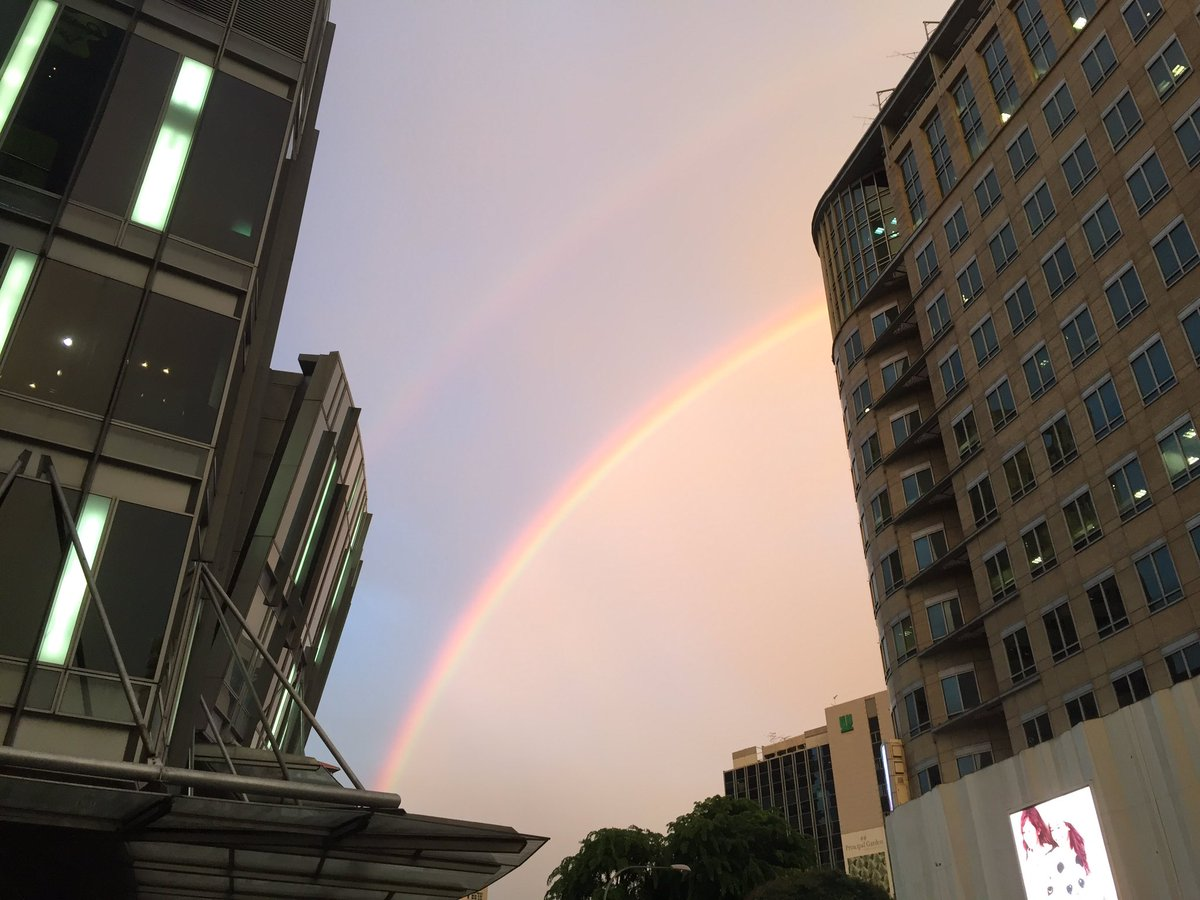 @ChannelNewsAsia double rainbow was at Orchard Road too https://t.co/S3EXg3lo81