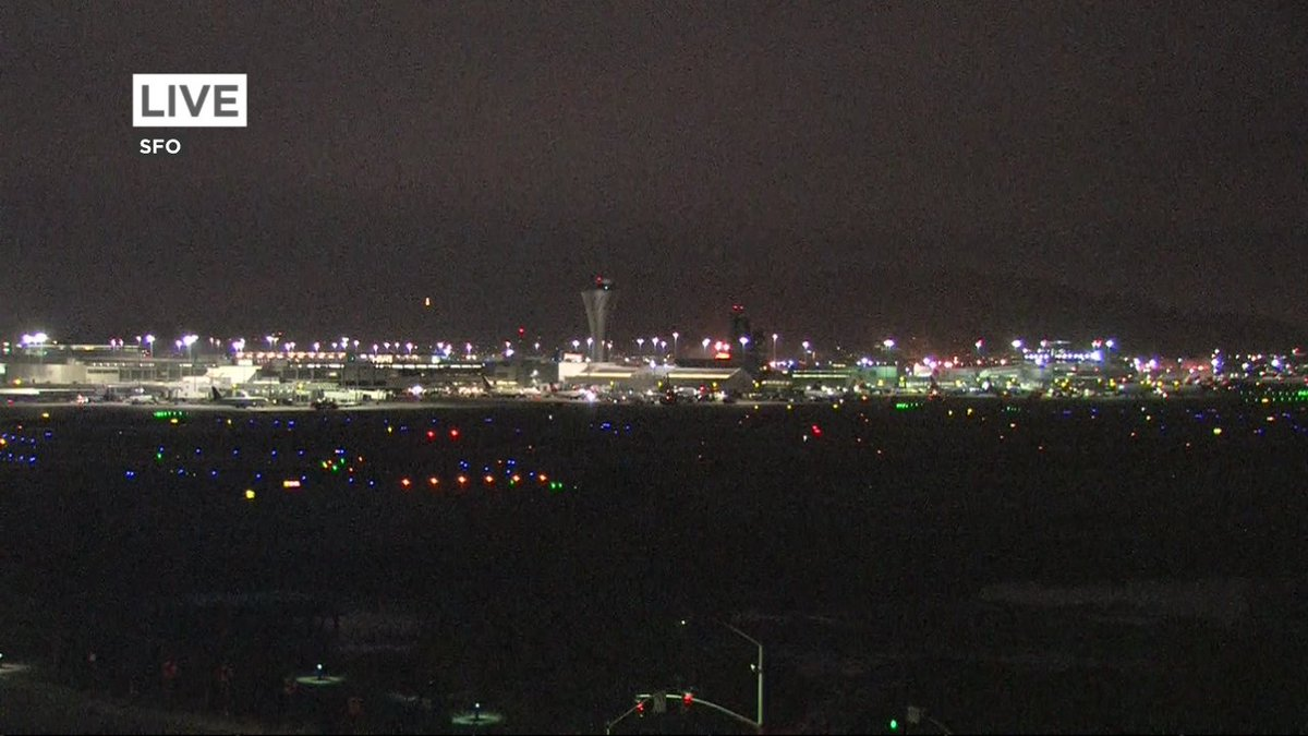 Patience needed if you expect company this morning. SFO arrival delays averaging 1 hour 13 minutes now.