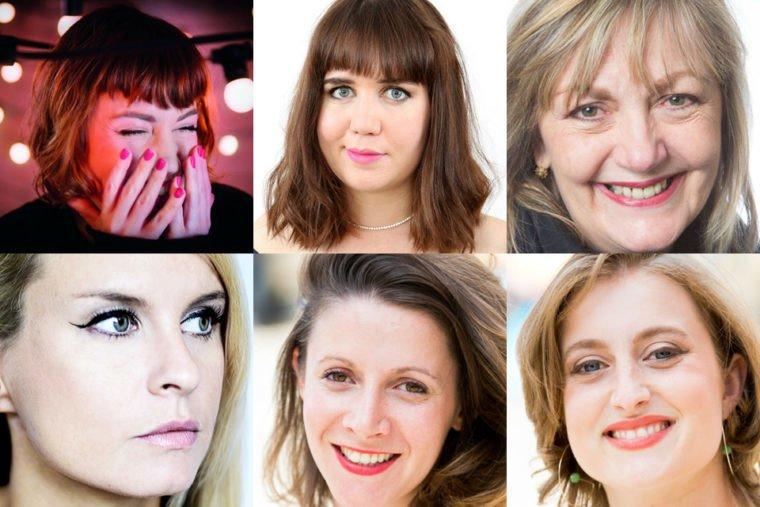 Period jokes? Nah. Funny women bust some myths about female comedians. via @theipaper https://t.co/QdPSxsLN30 https://t.co/8Paj96Qqvx