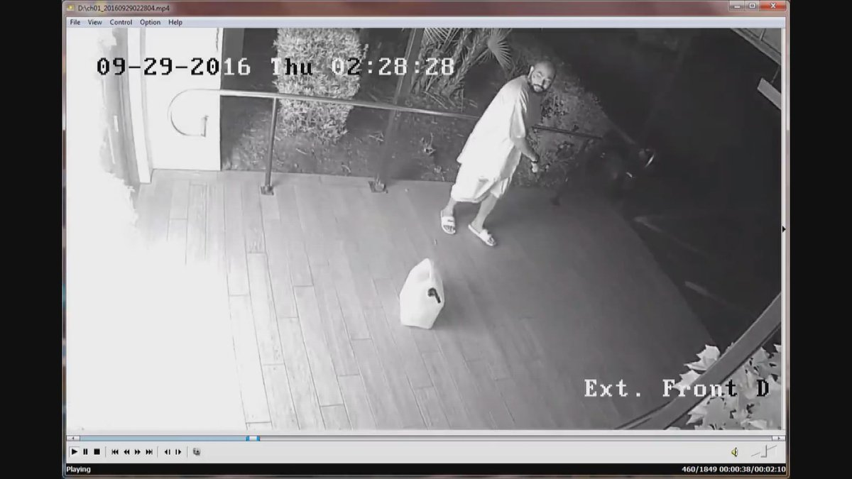 Church arson caught on video leads to Fort Pierce man's arrest