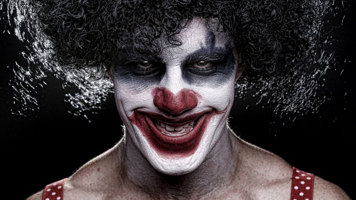 'Creepy clown sightings' prompt heightened security at NJ school district
