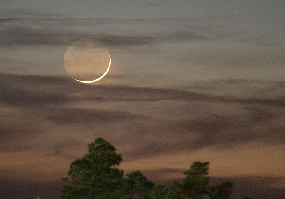 Rare 'black moon' rises over Western Hemisphere Friday.