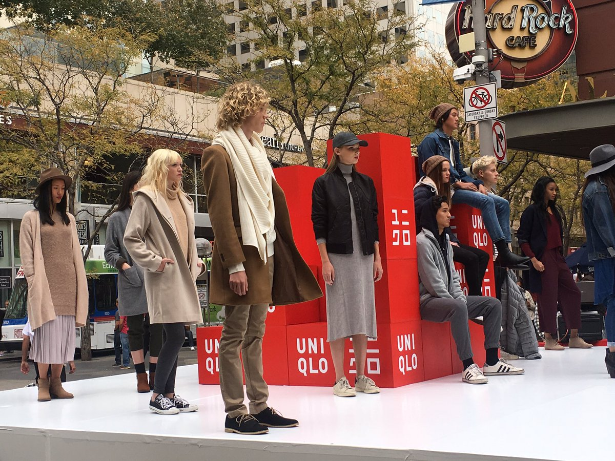@UniqloUSA in DowntownDenver will be the first store in Colorado and the only store in the state for two years!