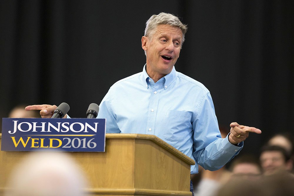 News editorial board endorses Libertarian @GovGaryJohnson for president.