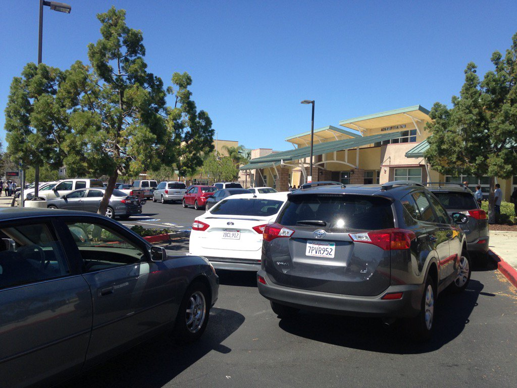 Cajon Valley one of many schools in the area letting out early