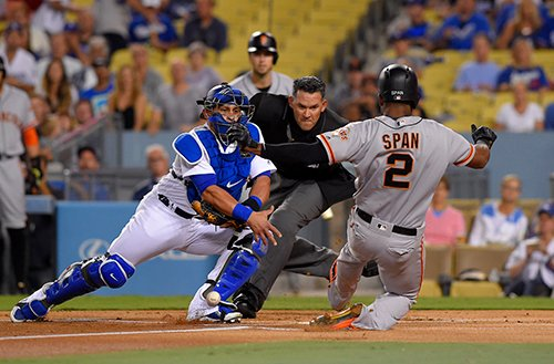 Rivalry renewed: @Dodgers stand in @SFGiants' way in NL wild card race