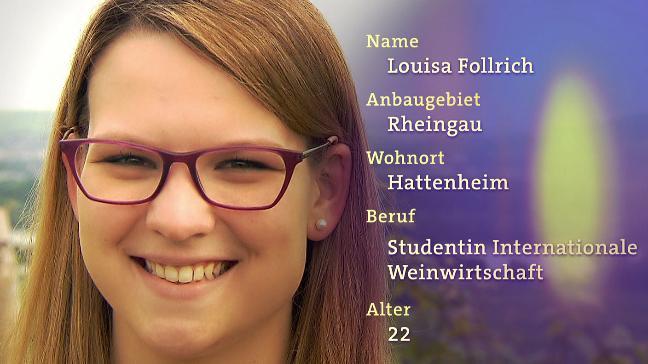 Thronanwärterin für die Deutsche Weinkönigin: Louisa Follrich aus dem Rheingau https://t.co/WYk5mtzz7b #wddw https://t.co/jsSZlFY1oC
