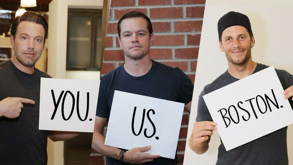 Want to hang with Brady, Affleck and Damon? Here's your chance