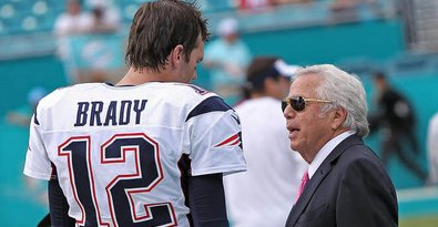 Tom Brady, Robert Kraft become minority owners in UFC by @steve_hewitt