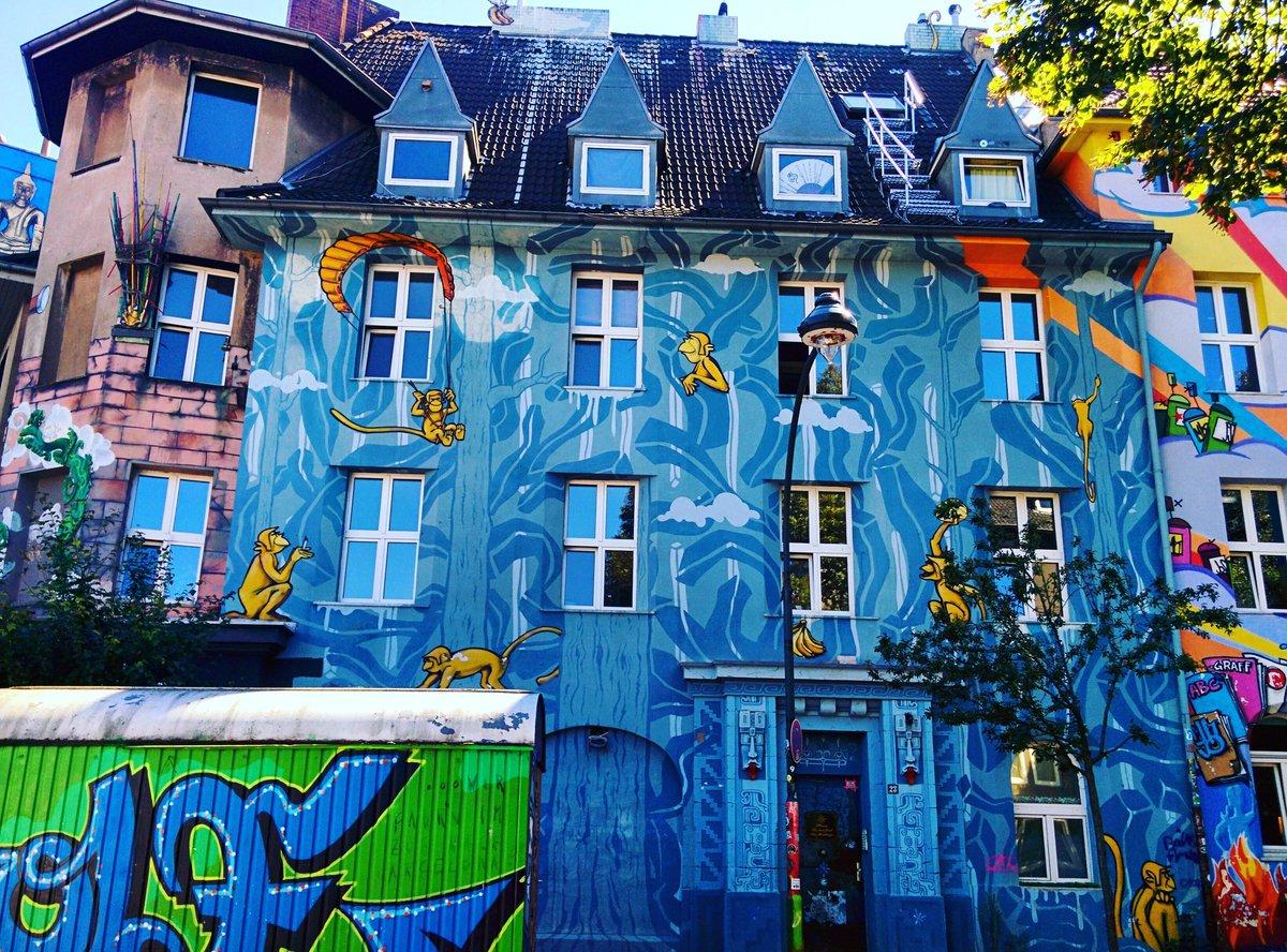 Graffiti Düsseldorf kiefernstrasse hashtag on