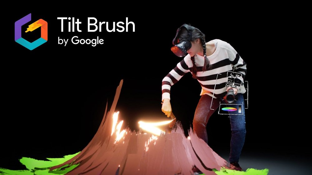Tilt Brush Multiplayer Prototype And Other Experiments Revealed By Google