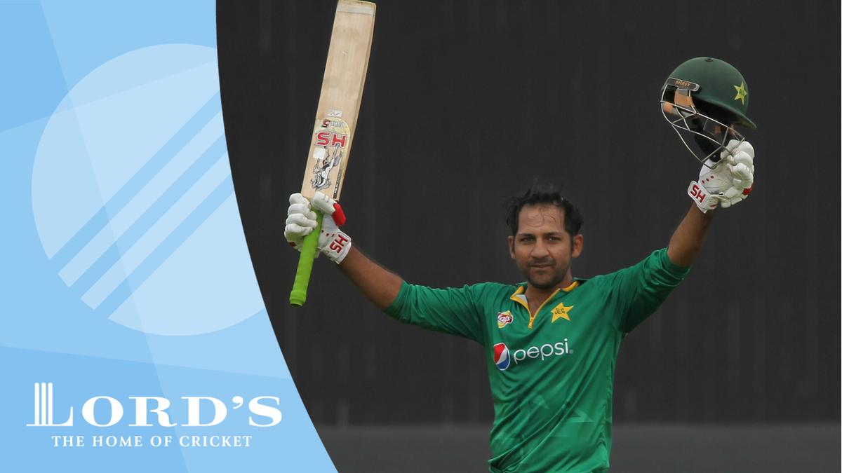 #OnThisDay in 2016, @SarfarazA_54 scored his career best to make it to @HomeOfCricket ODI honours boards.   https://t.co/0ZvAPfj2KU