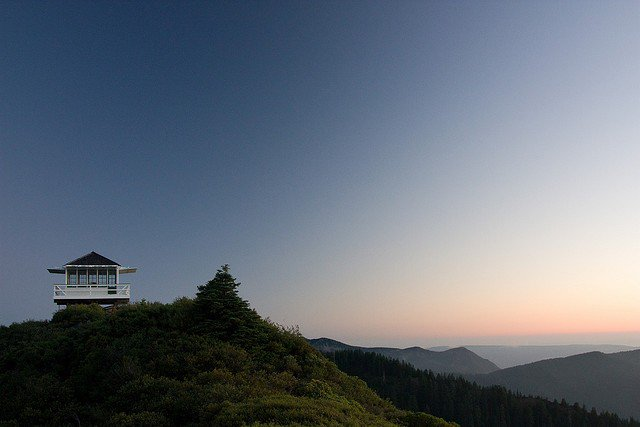 No Ordinary Campsite: Book a Night in a Romantic Lookout Tower