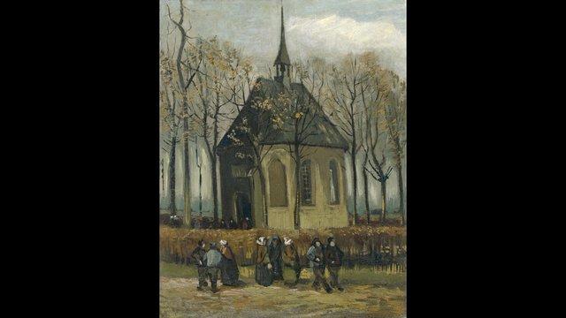 Stolen Van Goghs found after 14 years