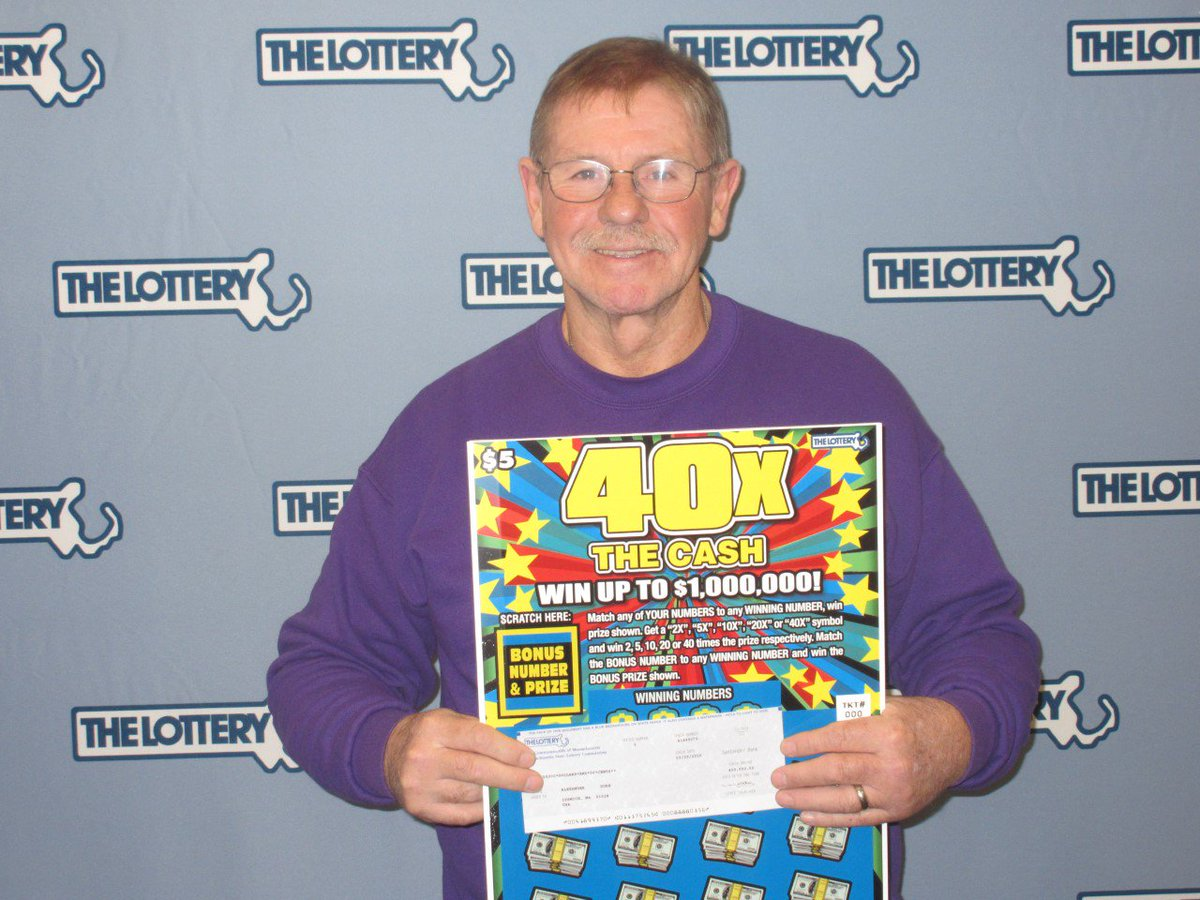 Truck driver retires early after hitting @MAStateLottery scratch ticket jackpot