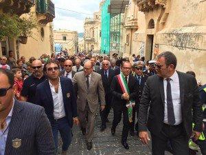 Visita reale a Noto: Alberto di Monaco cittadino onorario - https://t.co/cei0V8pwCJ #blogsicilianotizie