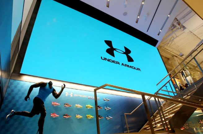 Under Armour is now partnering with Atlanta-area high schools