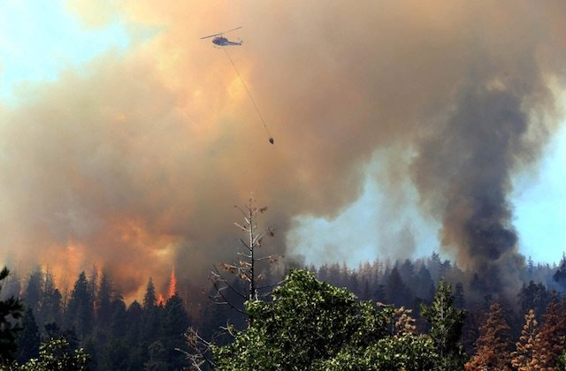 Man Guilty Of Setting Seqouia Forest Fire Must Pay $61 Million In Restitution