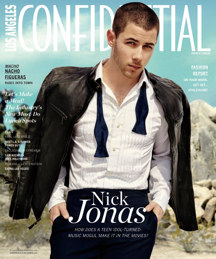 Excited to be on the cover of @lacmagazine talking about @GoatMovie! https://t.co/IbRyRaIAag https://t.co/oc4DHnztaF