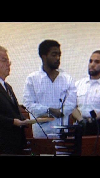 Taj McDonald held w/o bail..his 3 year old nephew stable after McDonald admits he tried to kill him7news