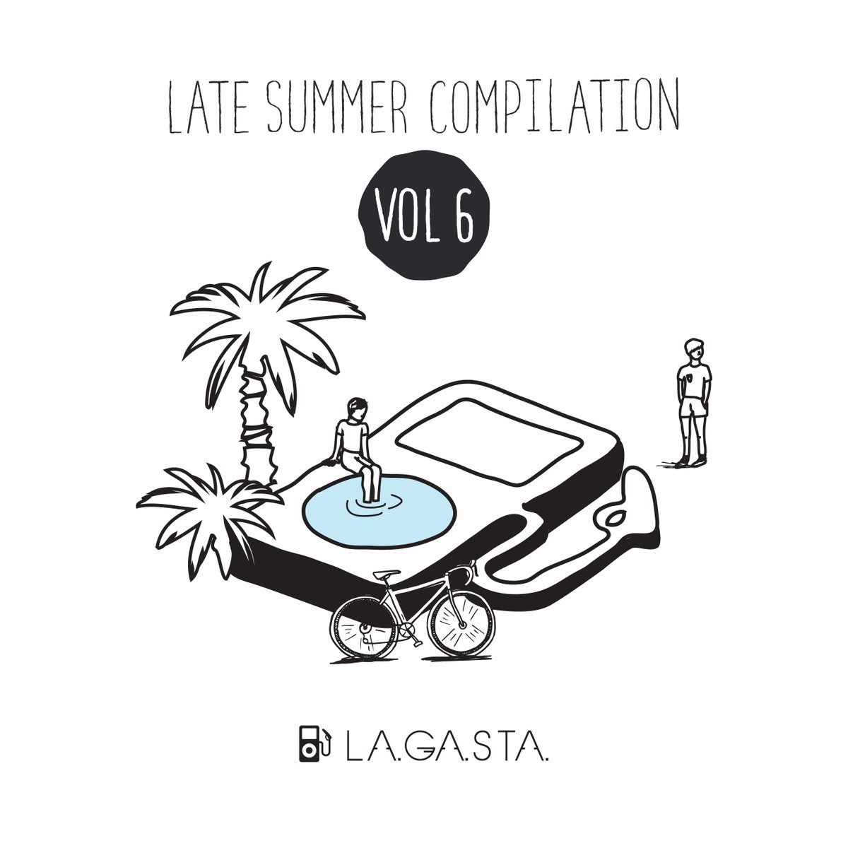 Download La.Ga.Sta.'s Late Summer Compilation Vol. 6 for free!  https://t.co/XA4ub6jAf6 https://t.co/kHDljZerKx