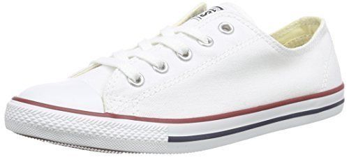 6524814033f8  Converse Chuck Taylor All Star Dainty Ox Optical White 537204C Womens 11   Converse  Chuck Taylor All Star… http   manyoffers.online MMm0mz pic.twitter.com  ...