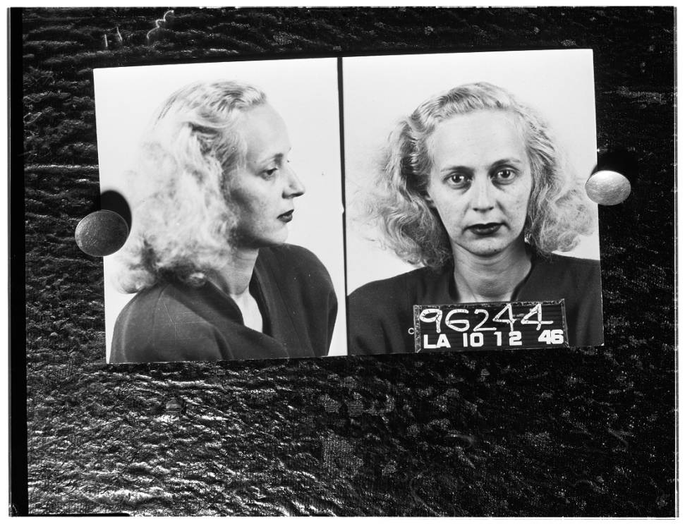 Los Angeles Noir: The Mug Shots And Police Portraits Of 1950s L.A.