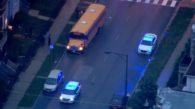 DEVELOPING: Chicago school bus driver shot in head. Details