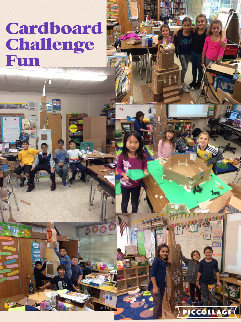 We had an awesome day planning and building famous structures!@Ivysherman #seamanstrength https://t.co/BloMRDZJe2
