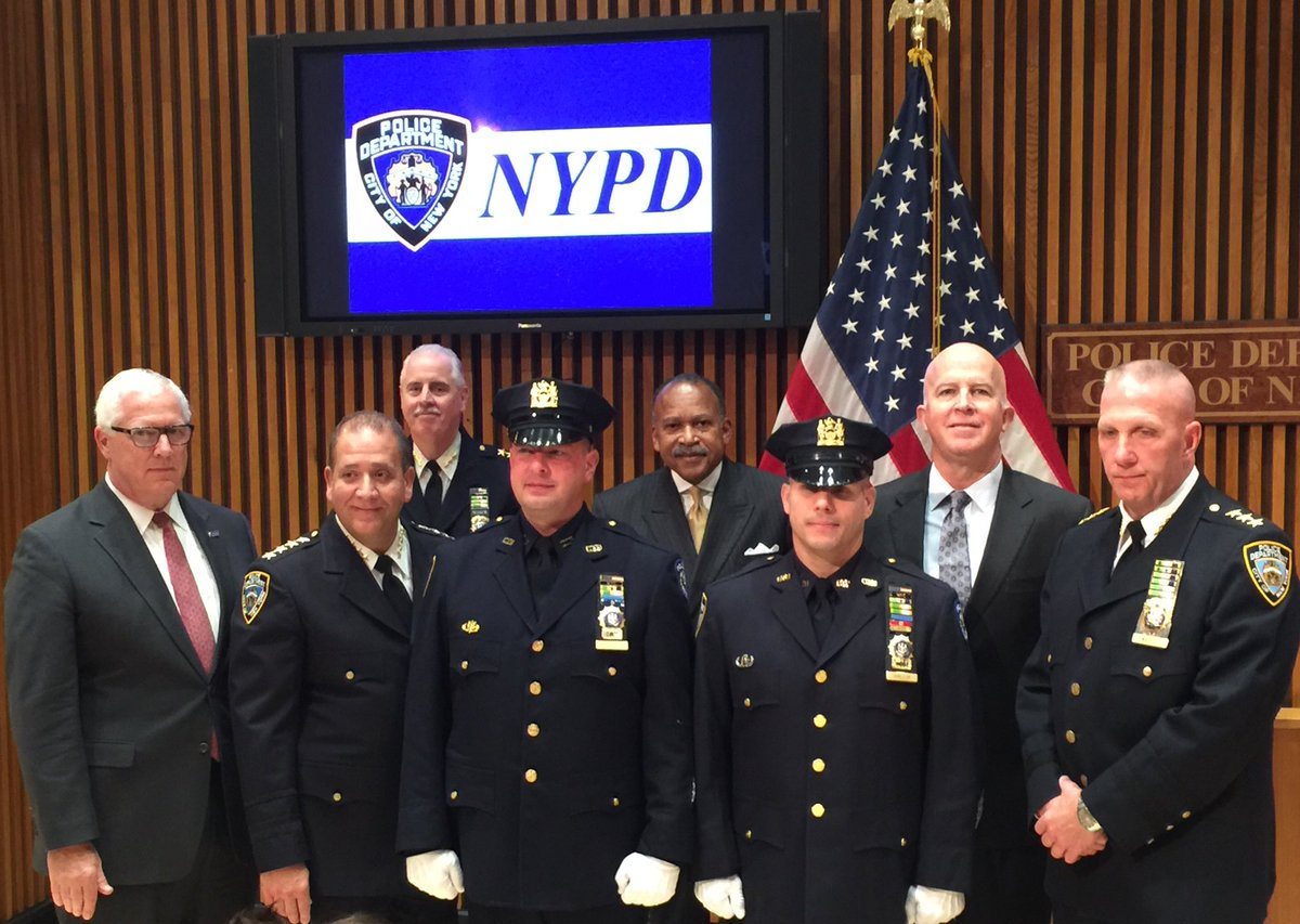 NYPD detectives who removed, dismantled Chelsea bomb promoted