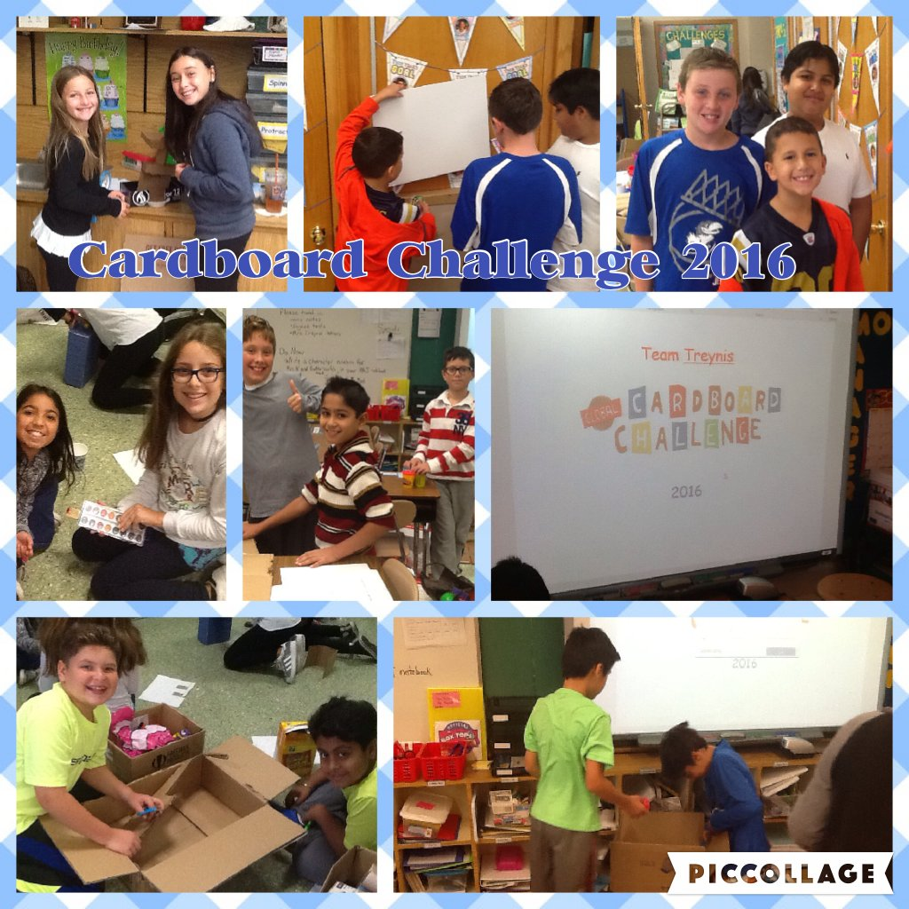 Cardboard Challenge 2016 #piccollage @ivysherman #seamanstrength @JerichoUFSD @Cain https://t.co/0KqrxDrBqi https://t.co/BHfxjsjBhD