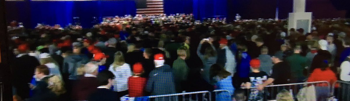 Trump rally in Novi. Traffic is a mess in that area. Updates at @FOX2News