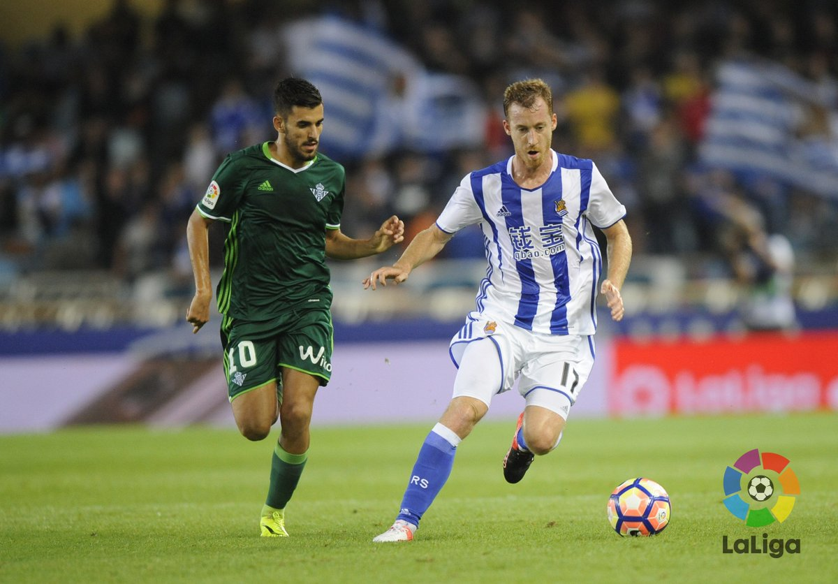 Video: Real Sociedad vs Real Betis