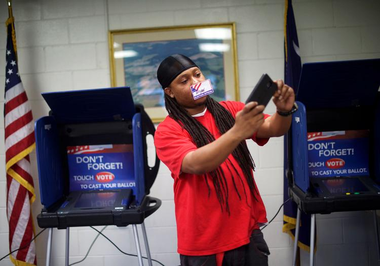 SNAP AWAY: Federal court strikes down N.H. law criminalizing voting booth selfies